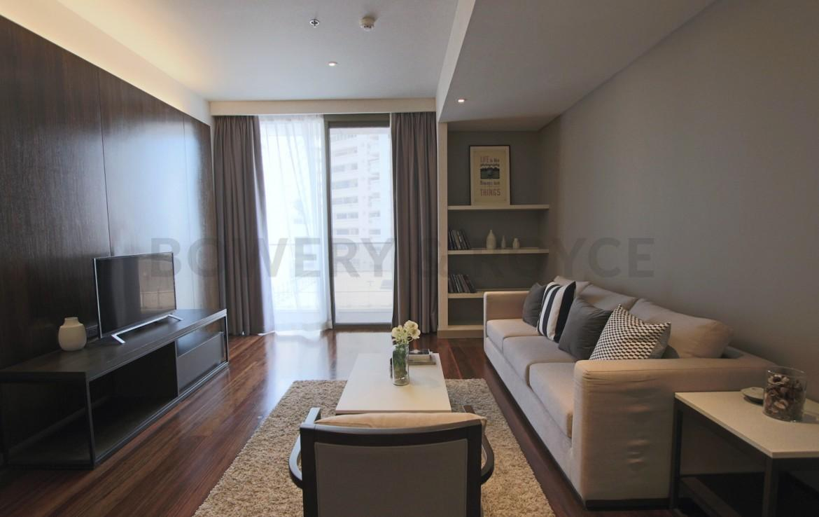 Residential Two Bedroom Condo for rent in Phrom Phong