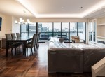 Spacious Three Bedroom Duplex for Sale in Phrom Phong-1