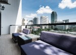 Spacious Three Bedroom Duplex for Sale in Phrom Phong-8