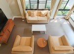 Garden views Three Bedroom House for Rent in Thong Lor-10