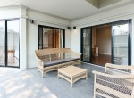 Garden views Three Bedroom House for Rent in Thong Lor-19