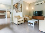 Garden views Three Bedroom House for Rent in Thong Lor-24