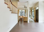 Garden views Three Bedroom House for Rent in Thong Lor-9