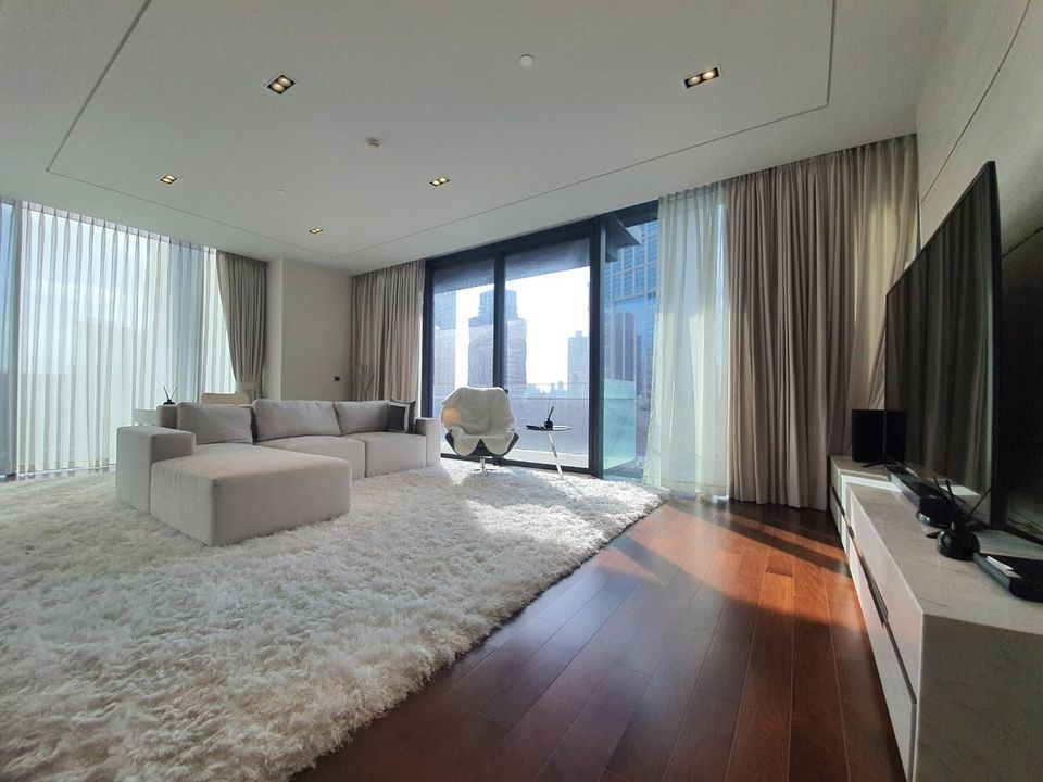 Contemporary Two Bedroom Condo for Sale in Phrom Phong